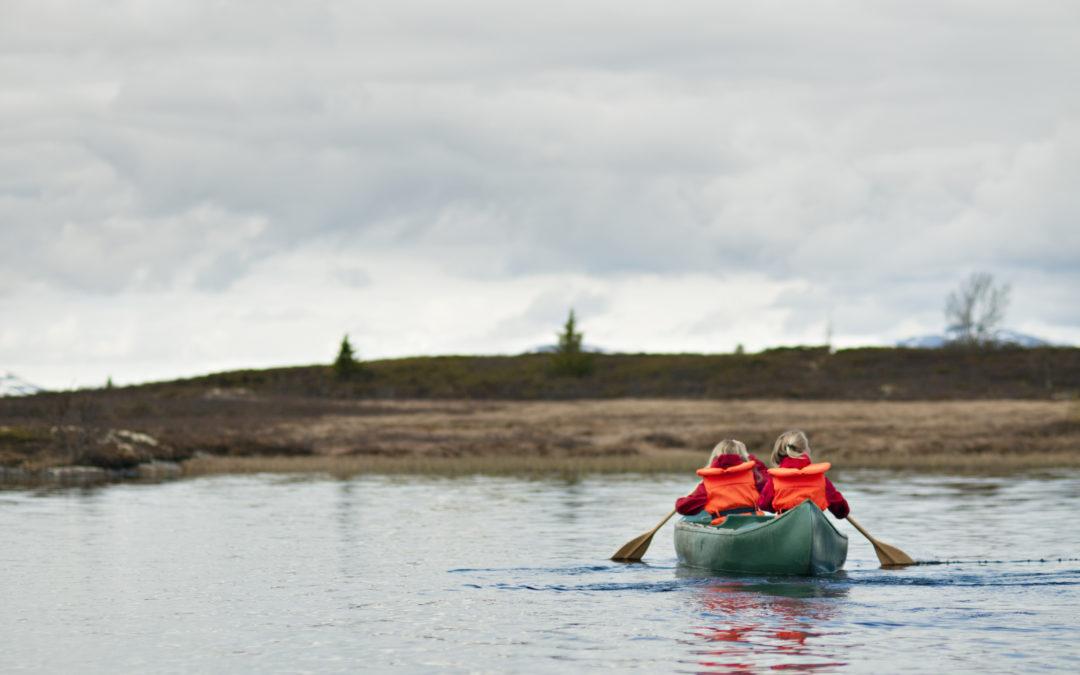 Båt, kano og kajakk utleie