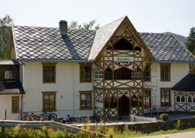 Harpefoss Hotell